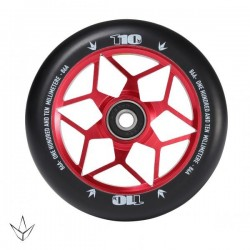 BLUNT Scooter Diamond 110mm Wheels Red - Roues Trottinette Freestyle